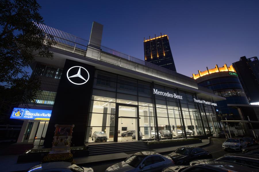 Mercedes Benz Saudi Arabia Jeddah