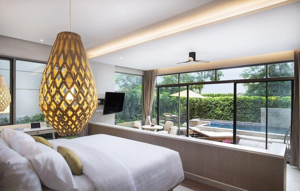 Ananda Hua Hin Resort, Thailand