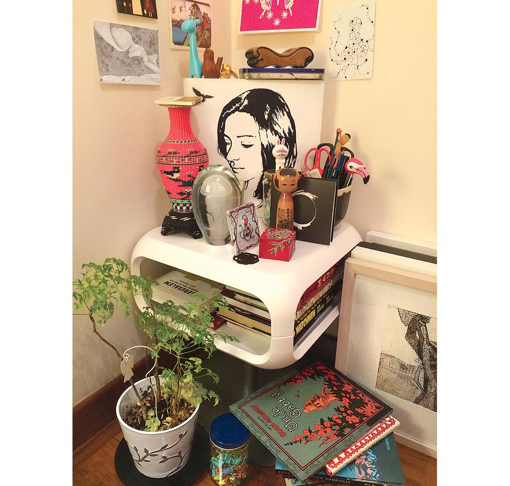 Ahoy Illustration_My tidier corner