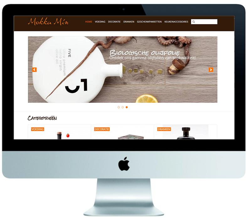 Ontdek de webshop van Mokka Min op www.mokkamin.be