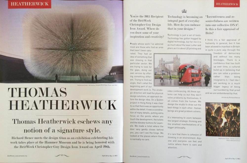 BritWeek magazine
