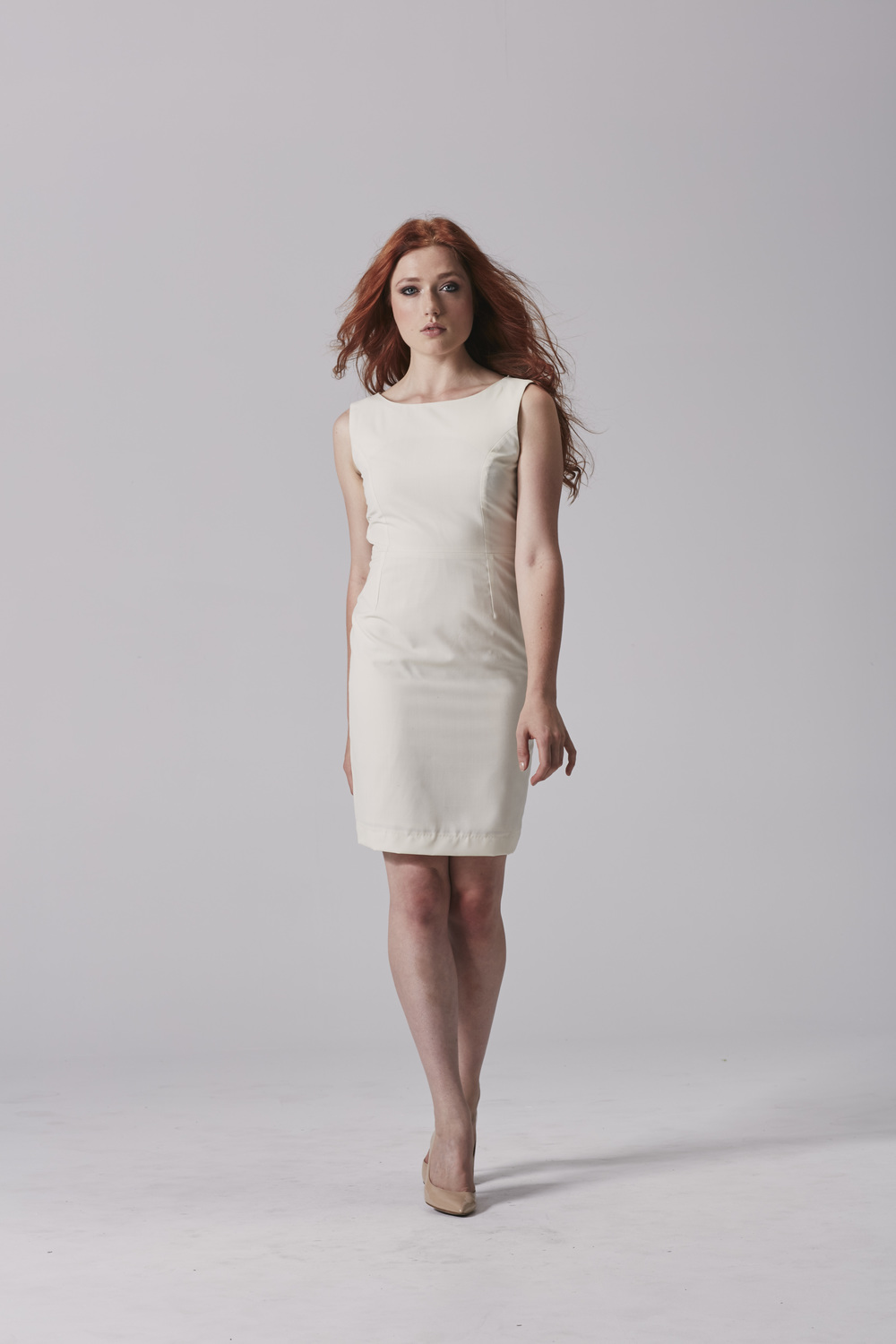 Womens white business dress.jpg