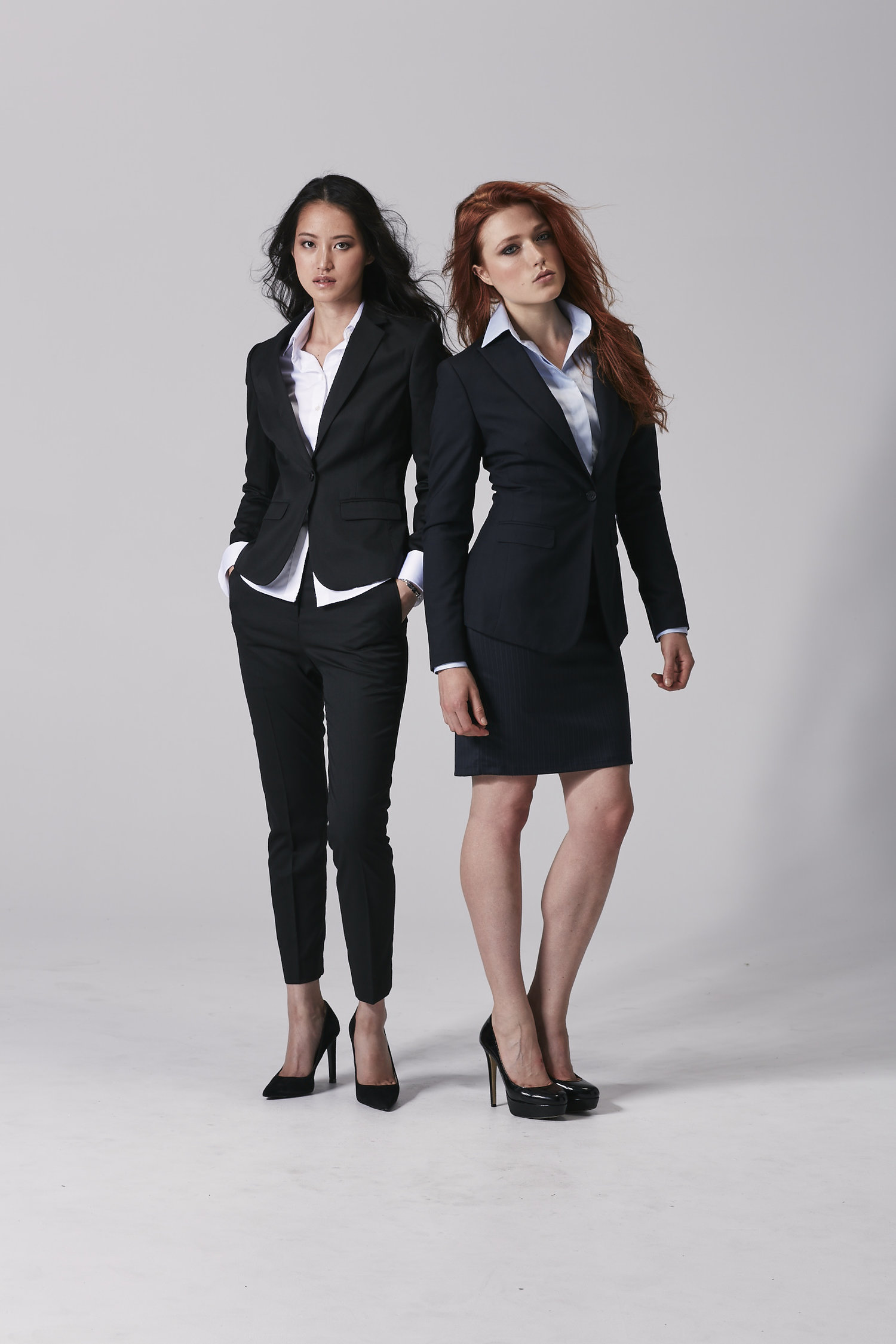 9174a4dcf5a HOW TO WEAR A SUIT LIKE A BOSSIsadora Nim -Women s Suit