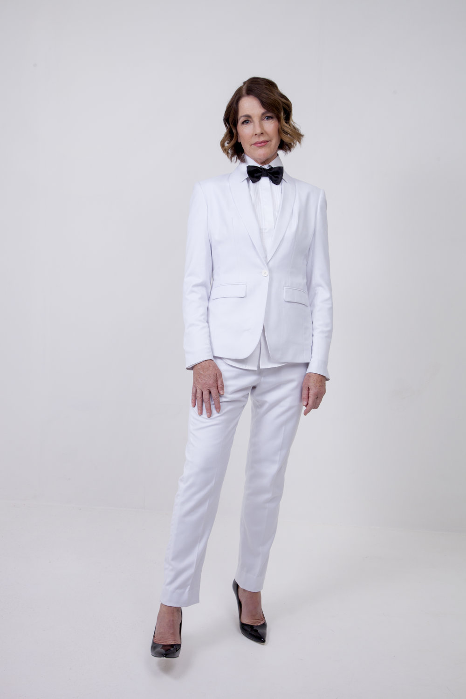 a20af830a44 Isadora nim isadora nim get the best wedding suits plus size jpg 1000x1500  White suit tie