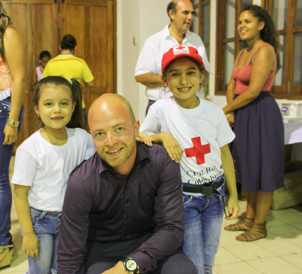 The youngest members of the Red Cross family.