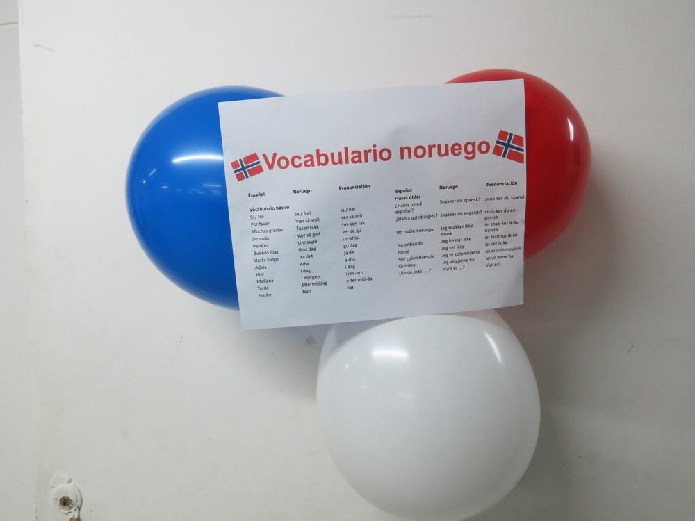 Frases noruegas