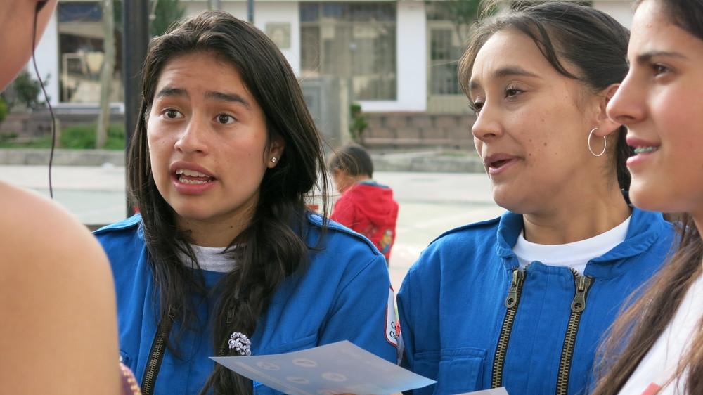 Captación de nuevos voluntarios