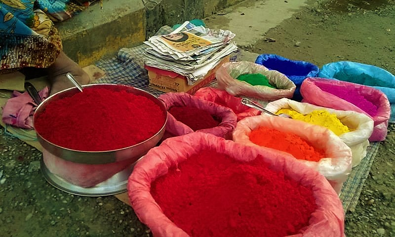 "The colors of the ""Tika"""