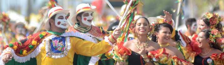 Carnaval en Barranquilla/ Carnival in Barranquilla
