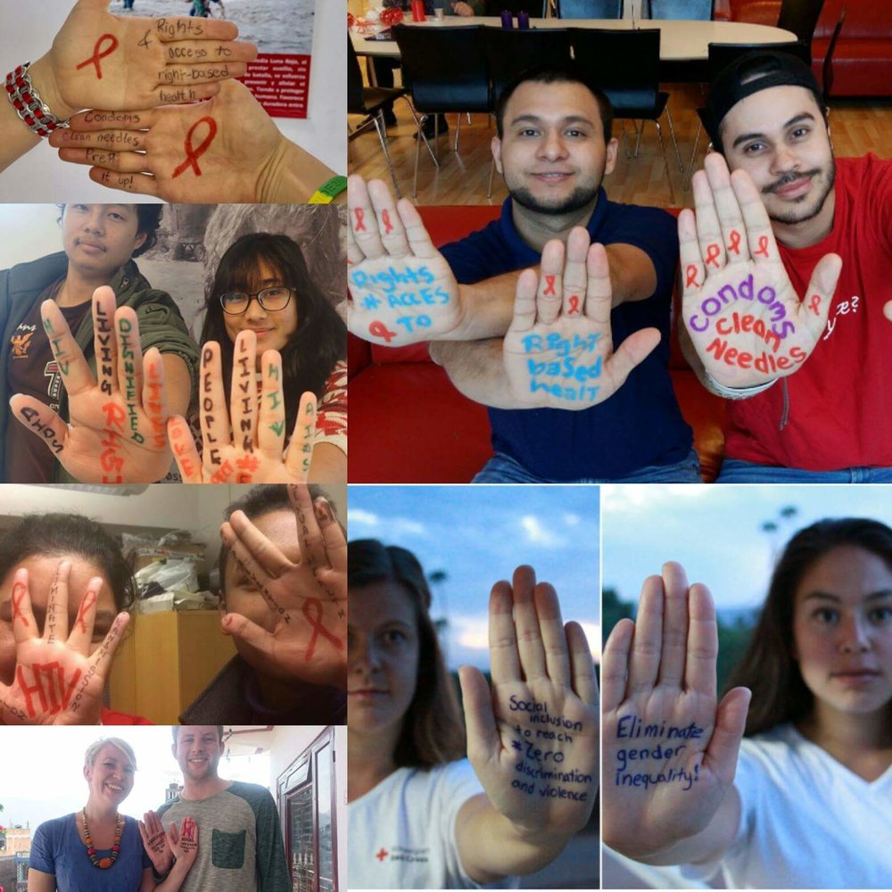 Join this years campaign for the 2016 World AIDS Day #HIVprevention. Read more  here.