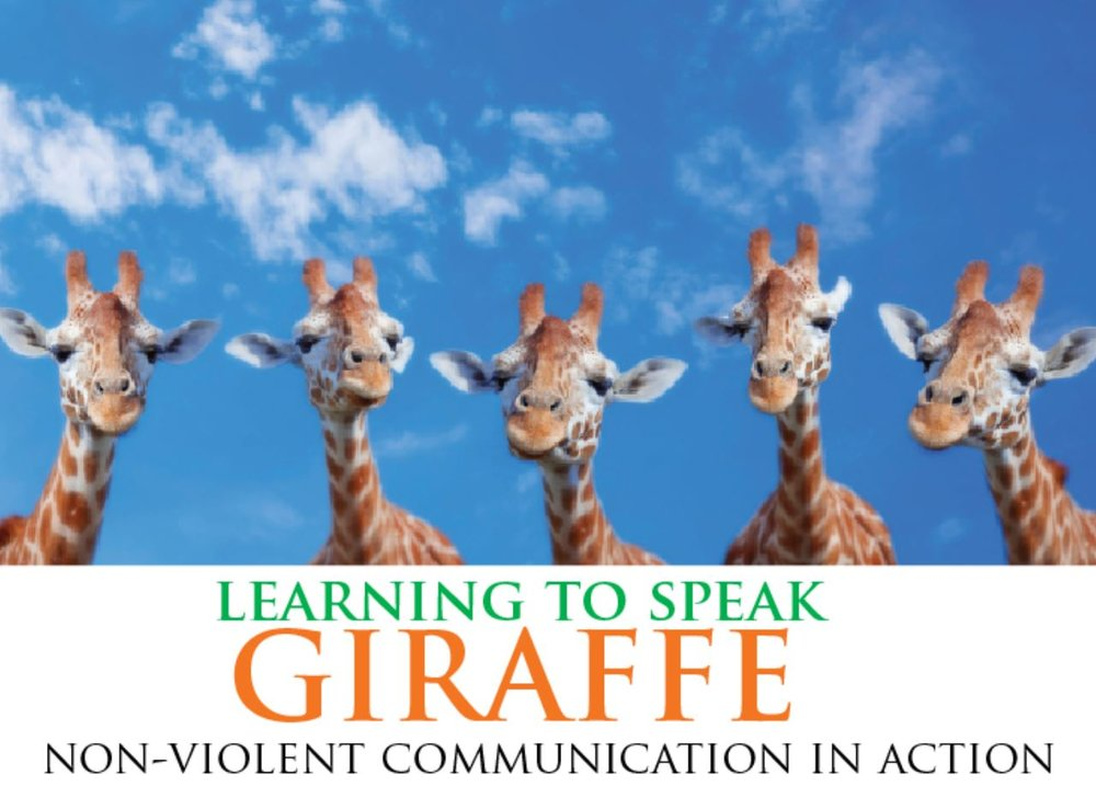 Non violent communication graphics Source: Network Magazine