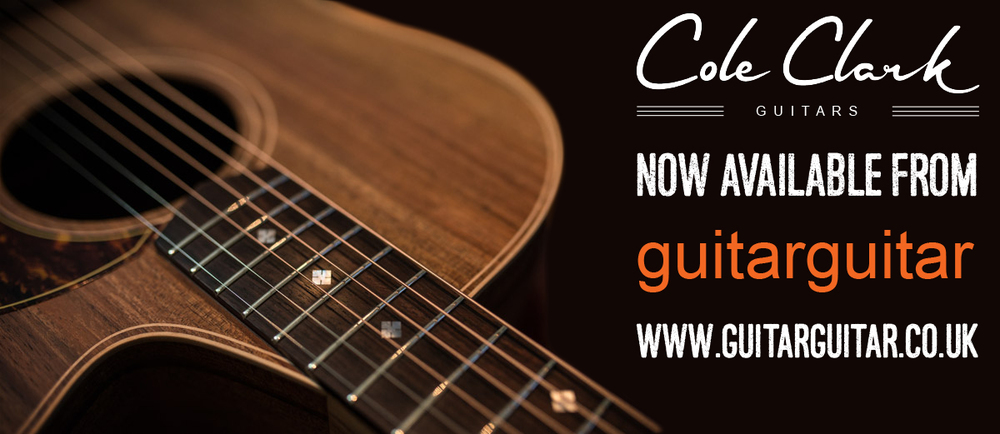 GUITARGUITAR Cole Clark Guitars