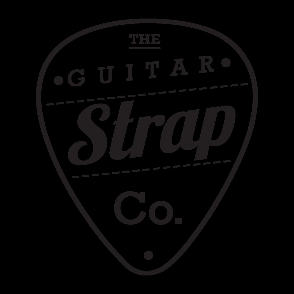 Zed Music Distribution Guitar Strap Co Logo ZMD TGSC
