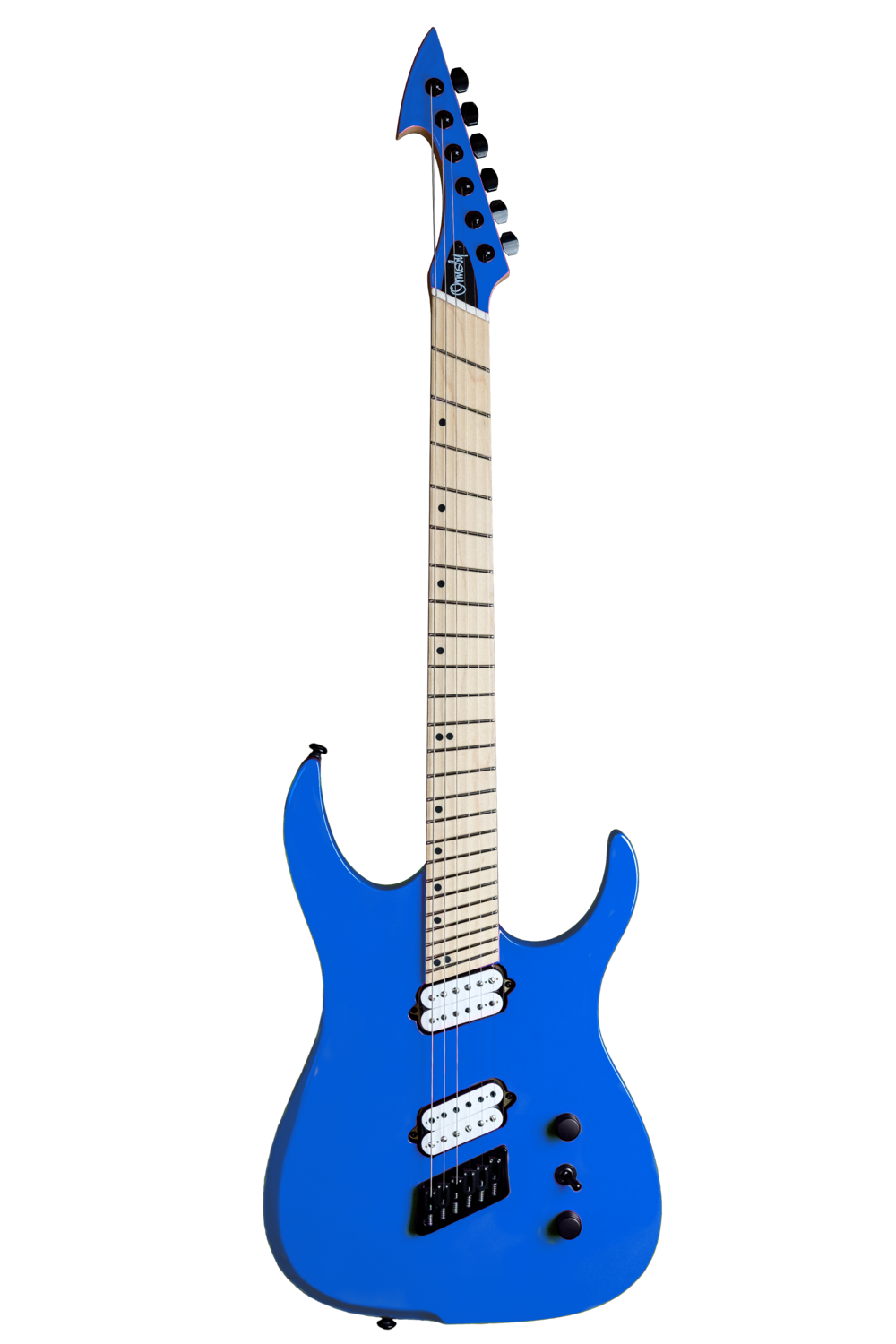Hype GTR MULTISCALE The Maple Squad -  Blue Candy (6, 7 & 8 String)