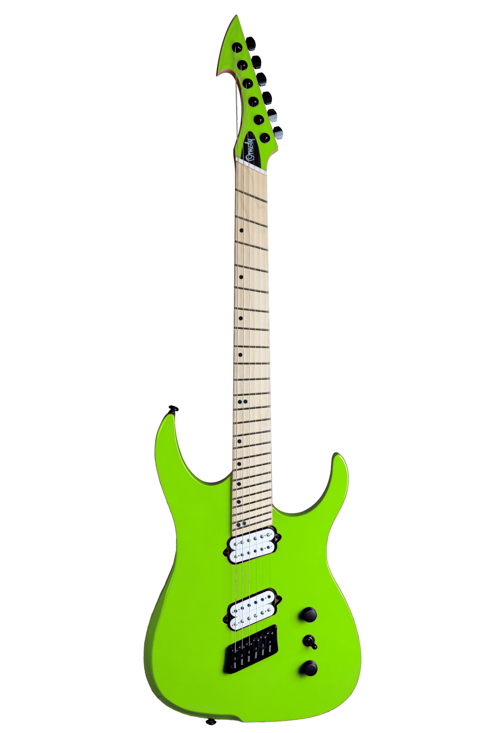 Hype GTR MULTISCALE The Maple Squad -  Toxic (6, 7 & 8 String)