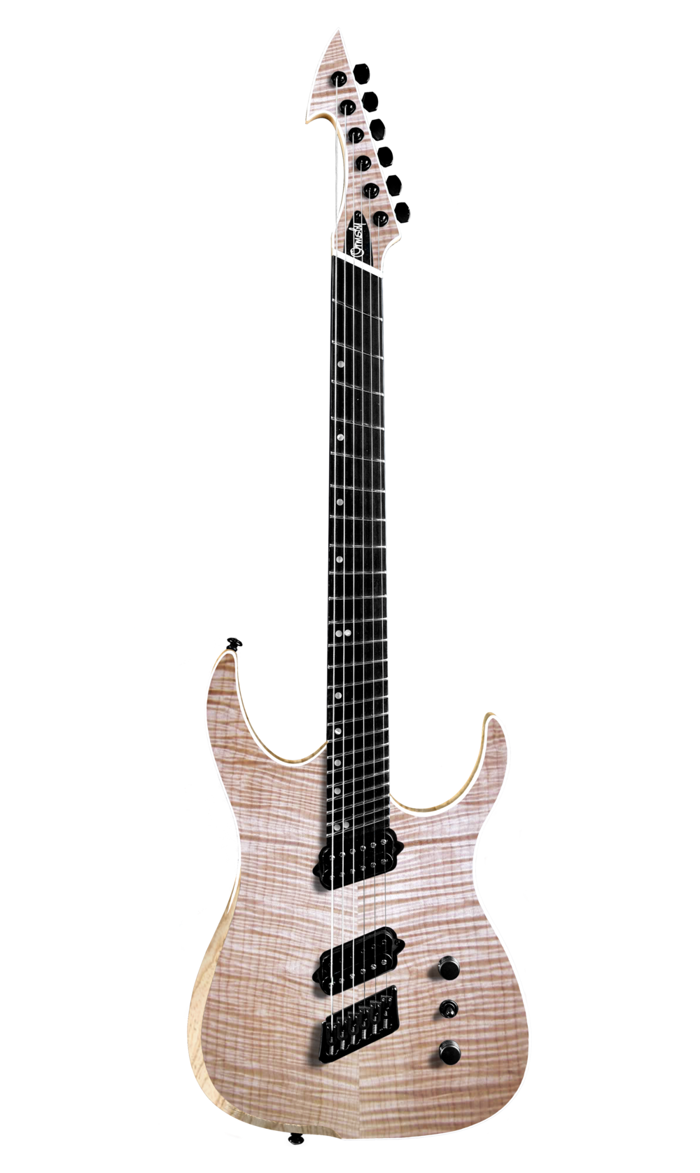 Hype GTR MULTISCALE - Natural (6, 7 & 8 String)