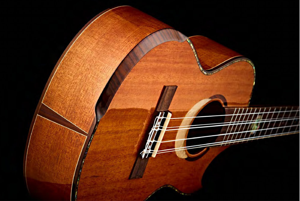 Ortega Eclipse Series Ukulele