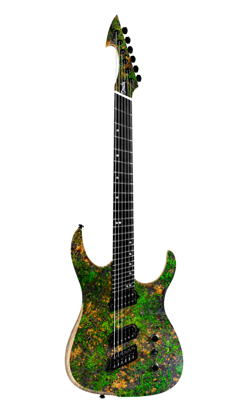Green Patina Copper Graphic HYPE GTR
