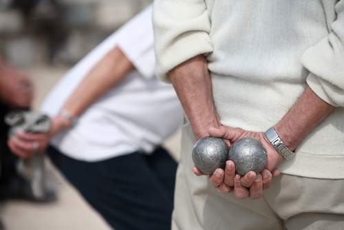 Bath Boules  is a much-loved local tradition. On this most English of occasions, we play a quintessentially French game.