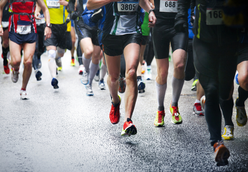 The  Bath Half Marathon  is one of the longest established and most popular city centre road events in the UK.