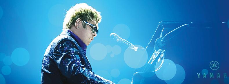 Elton John - Einer der grössten Künstler aller Zeiten.