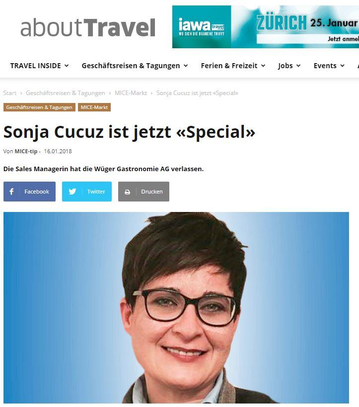 Ganzer Bericht im aboutTravel