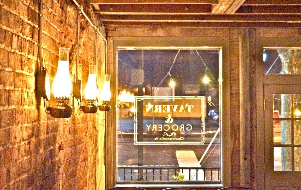 Tavern & Grocery on 333 W Main St.