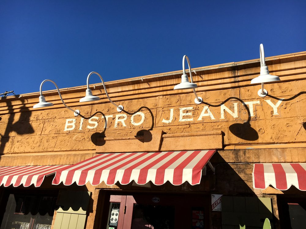 Bistro Jeanty in Yountville, CA