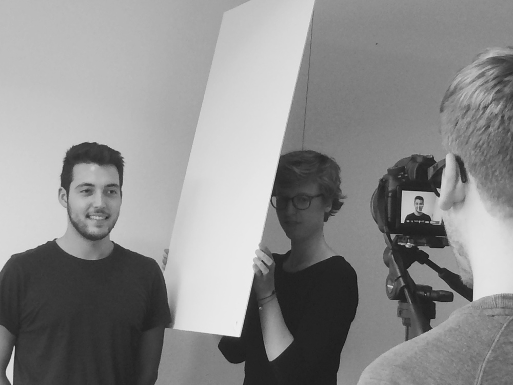 Who are those guys behind MIITO? Finally doing some team photos for our new website!