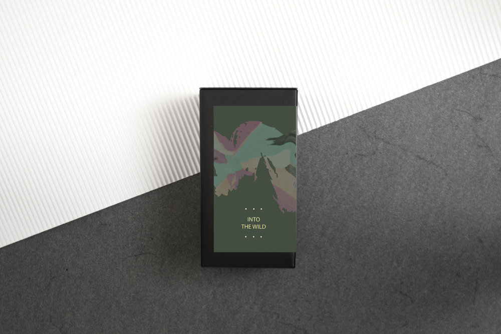 Into The Wild / Superfood green tea 14.99€