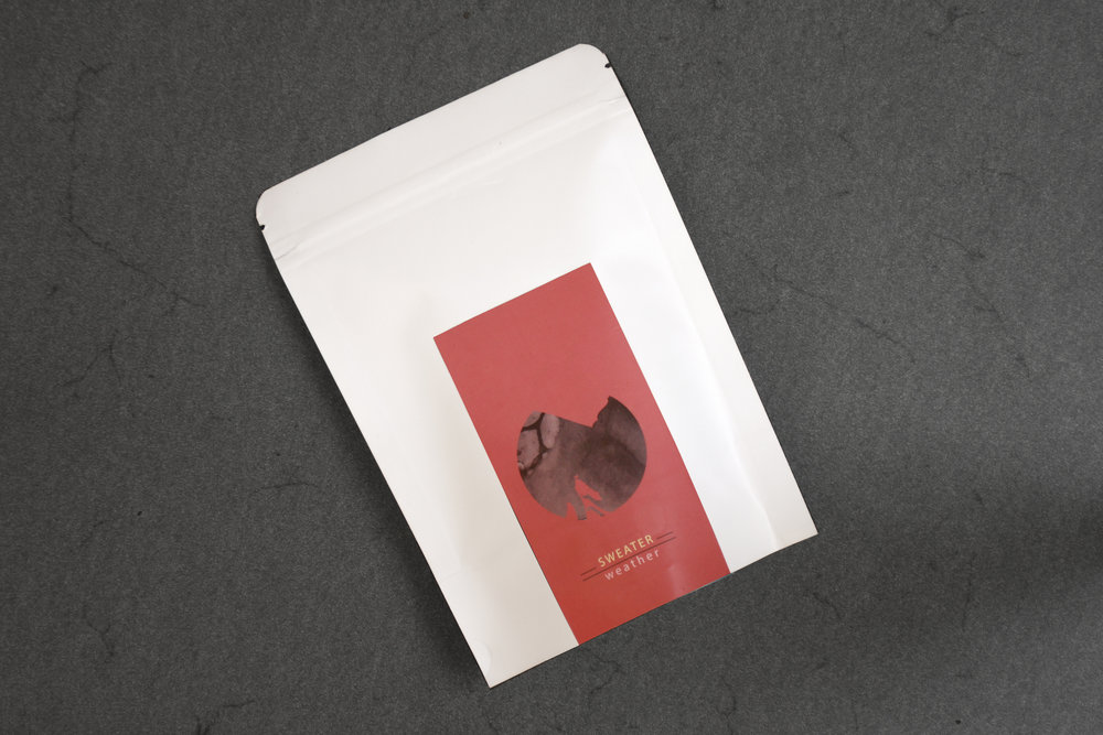 Sweater Weather / Refill bag from 6.99€