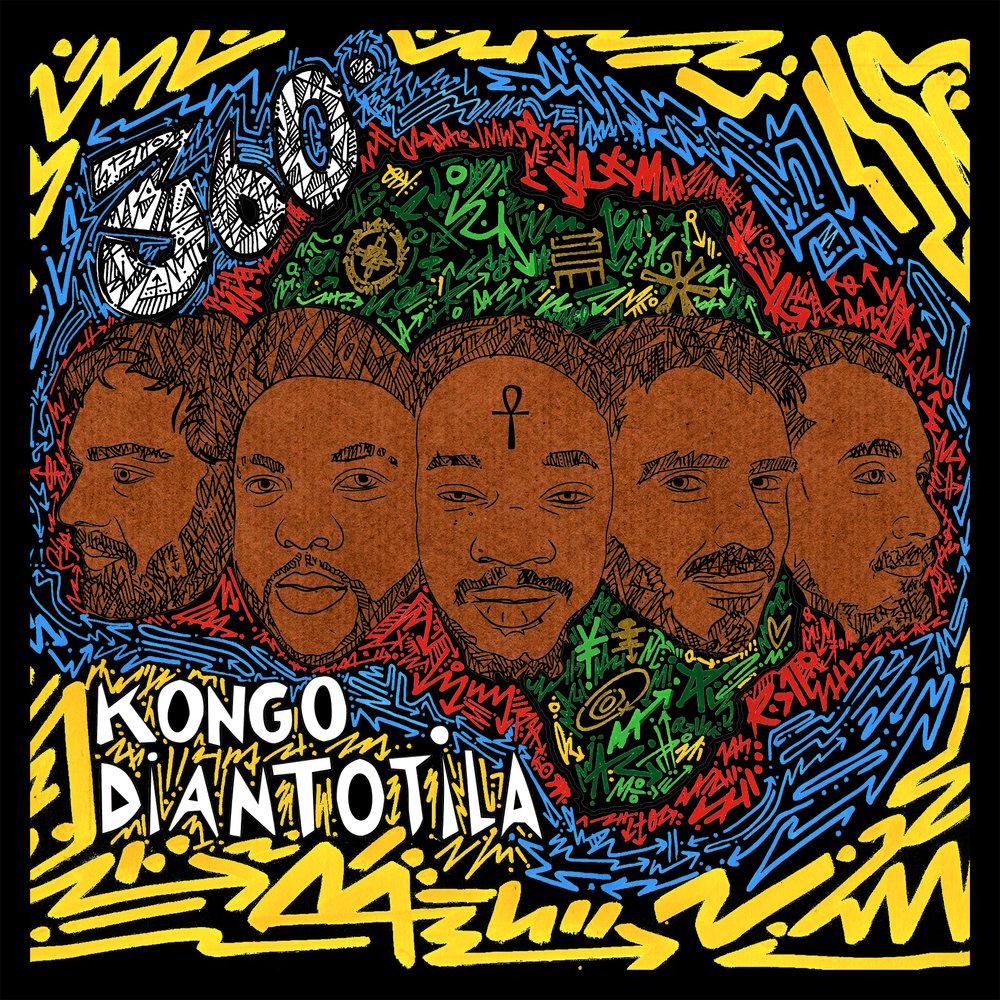 KONGO DIANTOTILA - 360