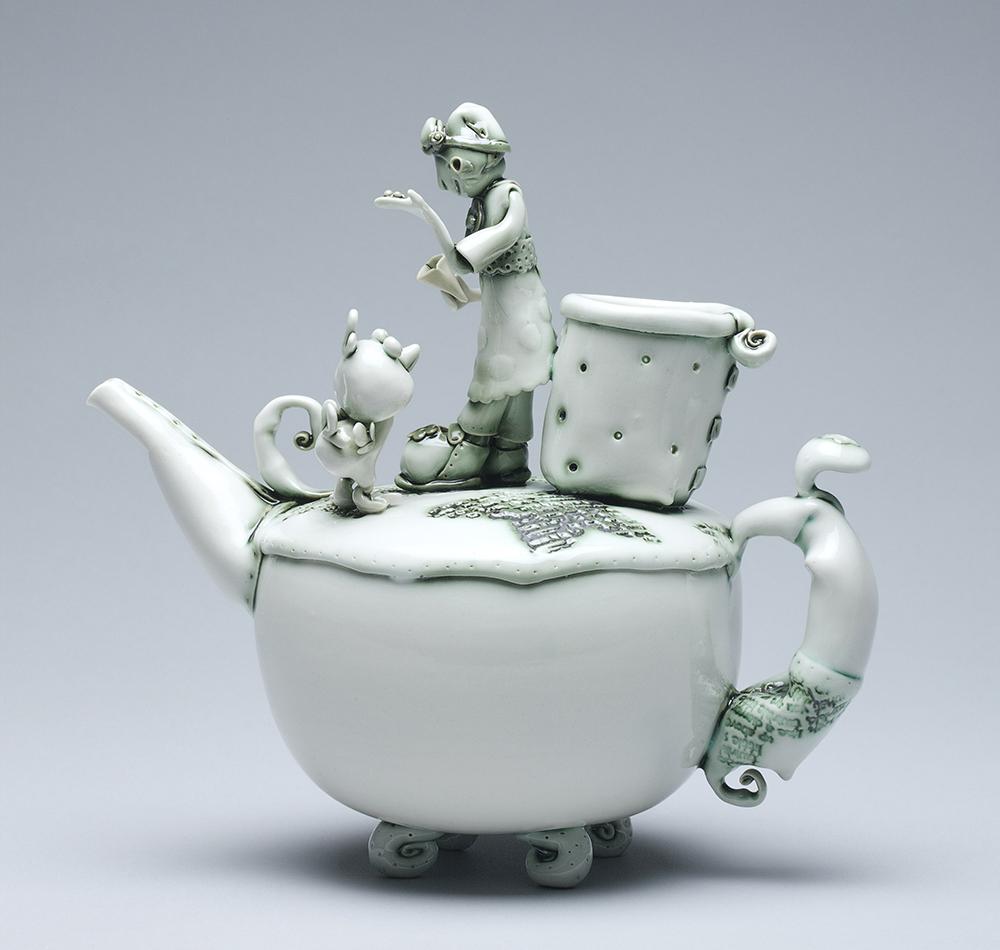 Heidi-feeding-a-bird-porcleian-Teapot.jpg