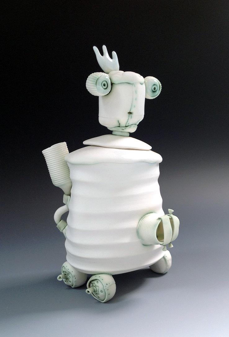 'Rob Jar' W11cm x H20cm x D10cm