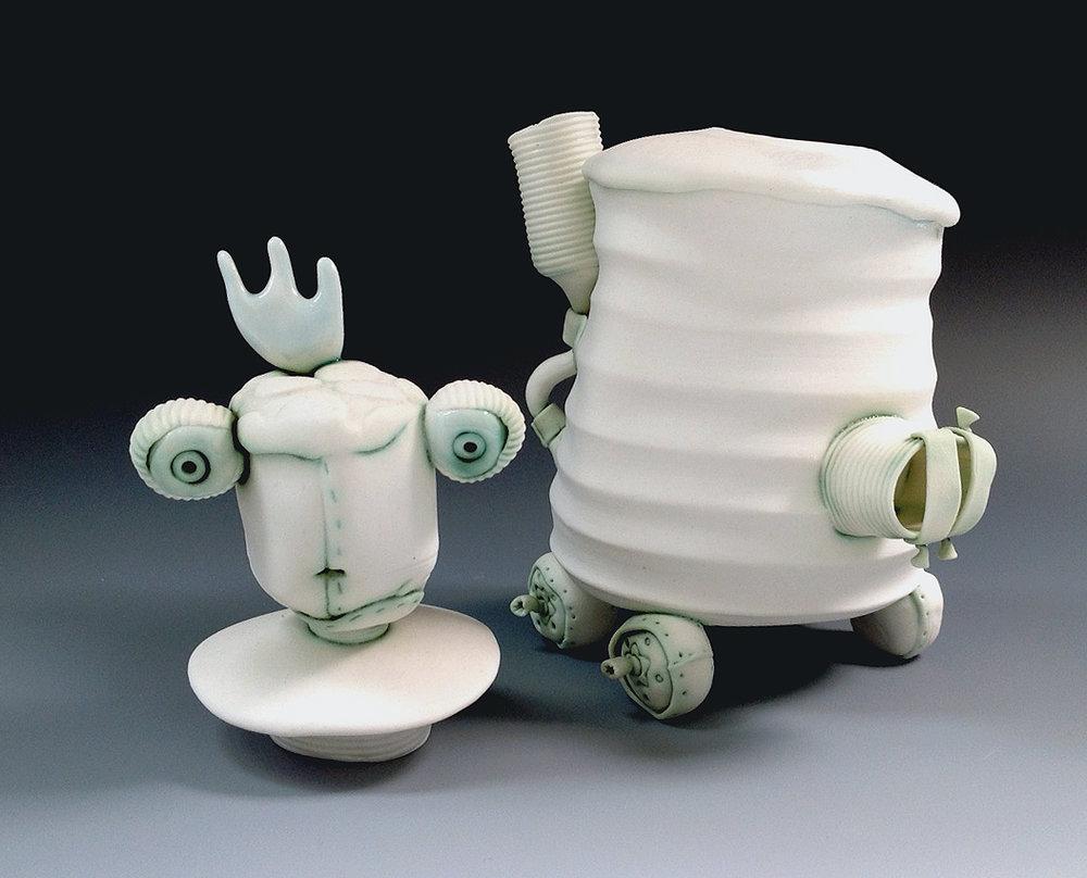 Porcelain Bot Jar lid off Fleur Schell.jpg