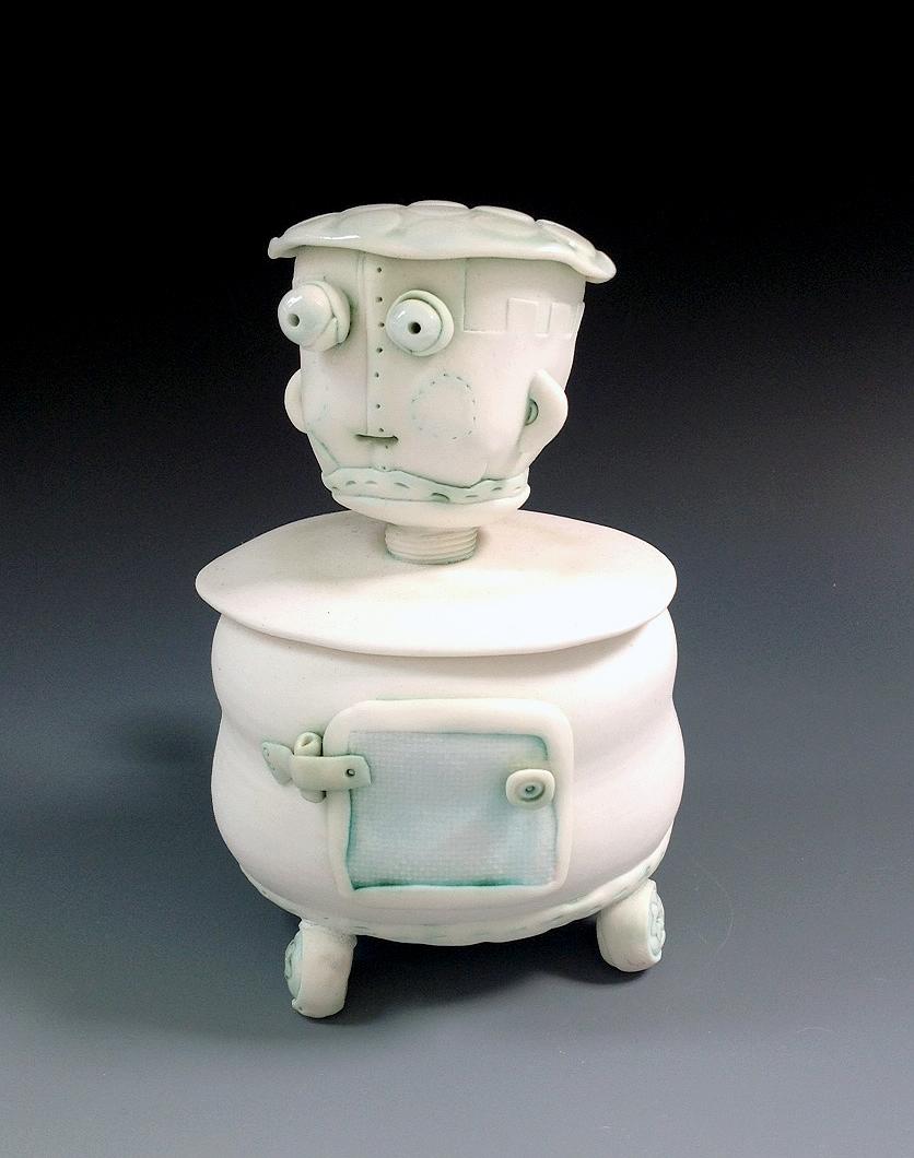 'Bot Jar' W11cm x H17cm x D12cm