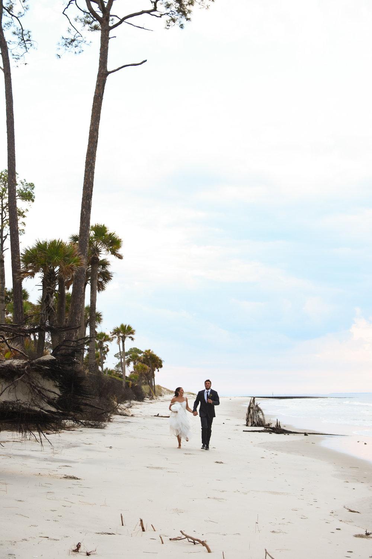 hunting island elopement