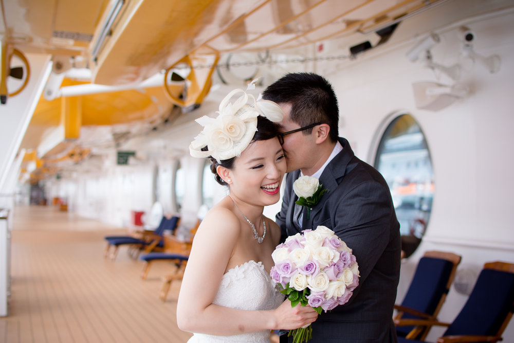 Disney Cruise Wedding, Disney Dream Cruise Wedding