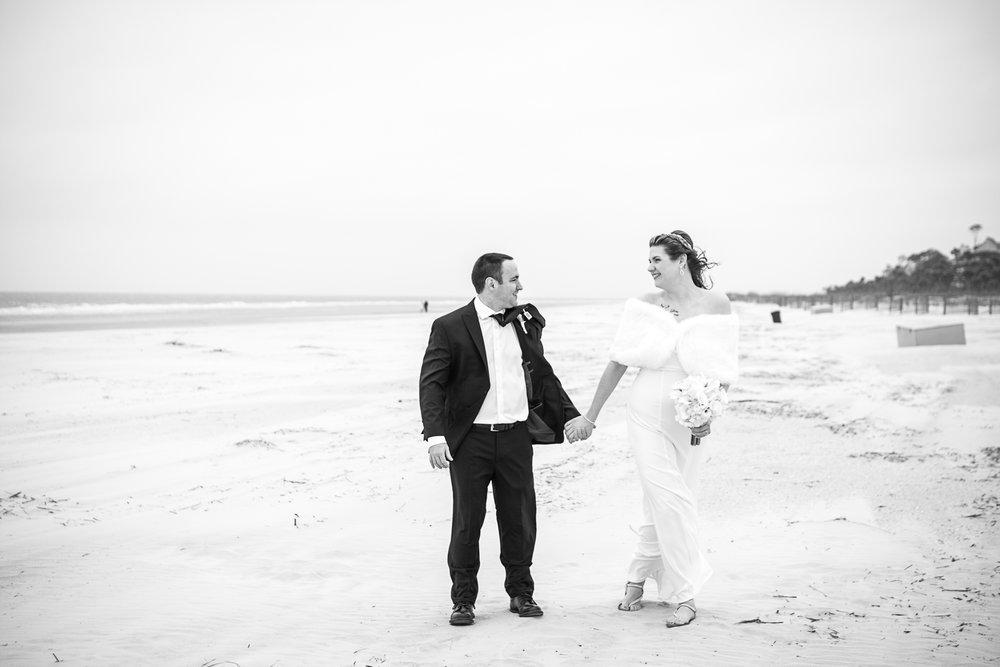 Omni Resort Hilton Head Island Wedding, Hilton Head Beach Elopement