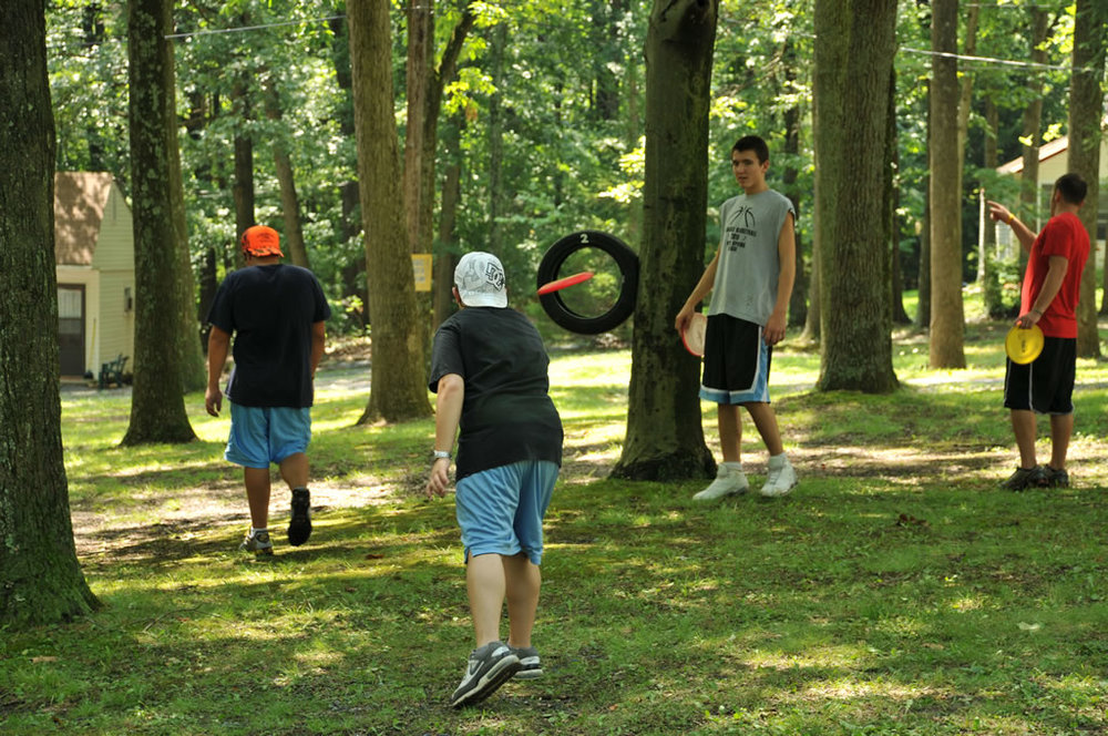 Disc Golf (18 holes)