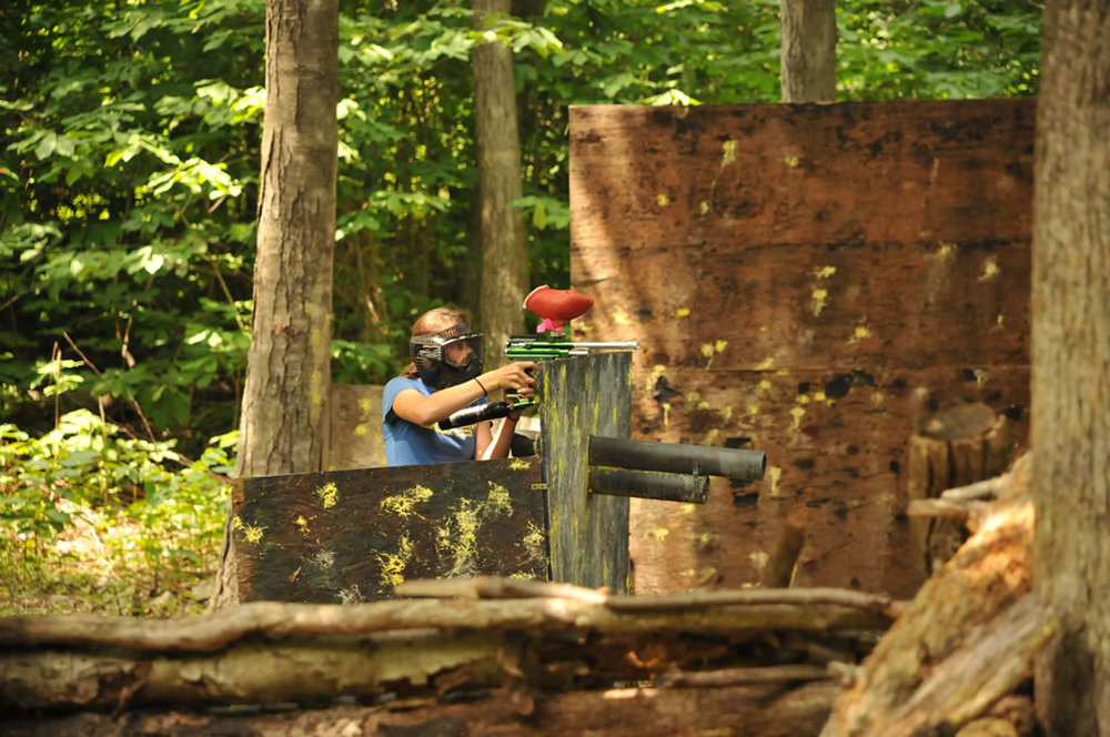 Paintball - Ages 12 and up