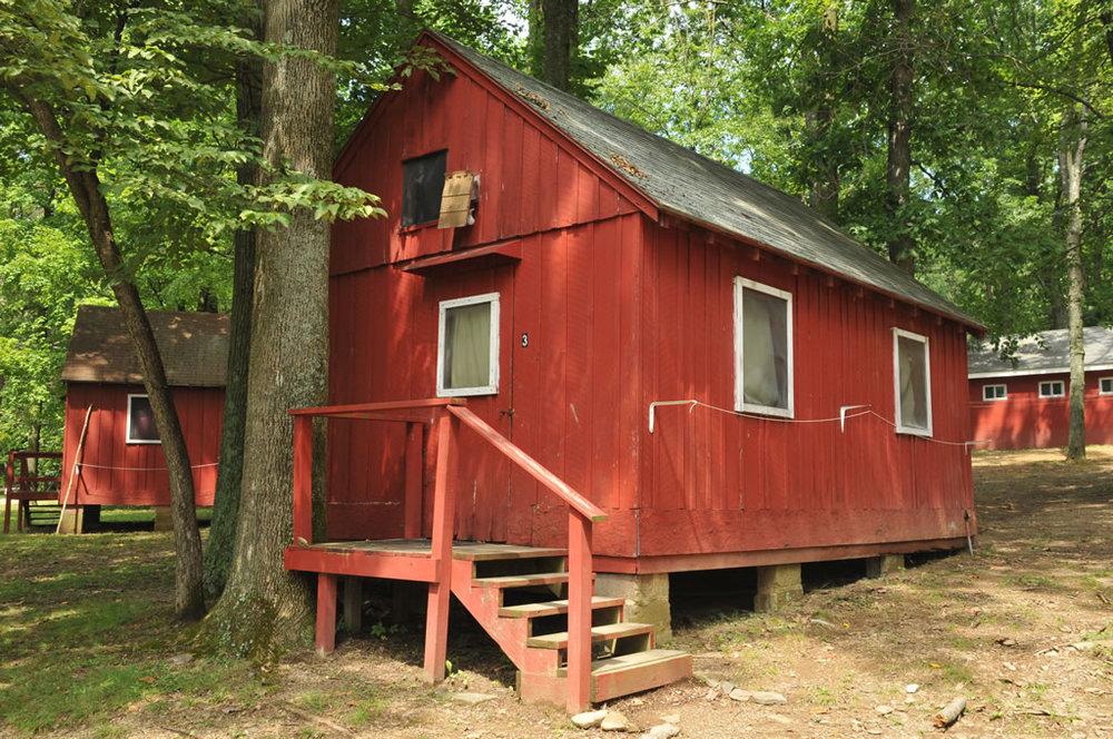 Cabin - Exterior
