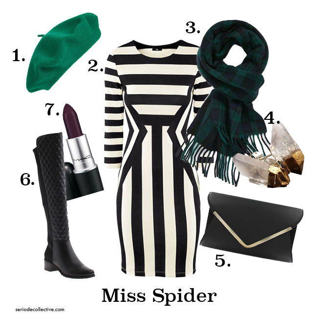 The green beret is essential a knit slouchy one is a good option is you want to be extra warm.  sc 1 st  Seriode Collective & 5 Easy Low Key Halloween Costume Ideas u2014 Seriode Collective