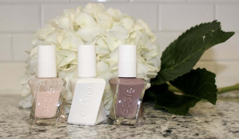 essie gel polish review...