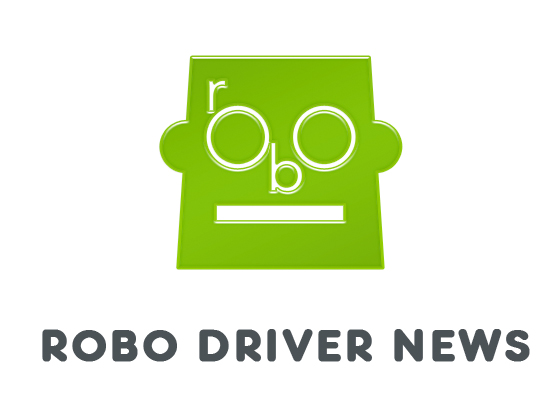 Logo for self-driving news site