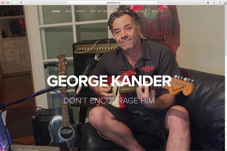 George Kenneth Kander,  George Kander Design,