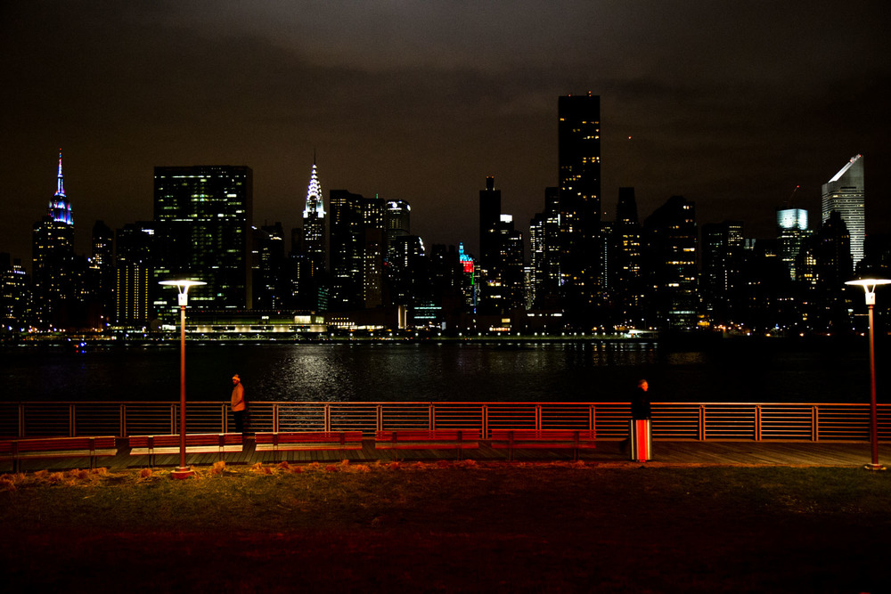 A view of New York City's cityscape. Photo by Sandra Stelmach.