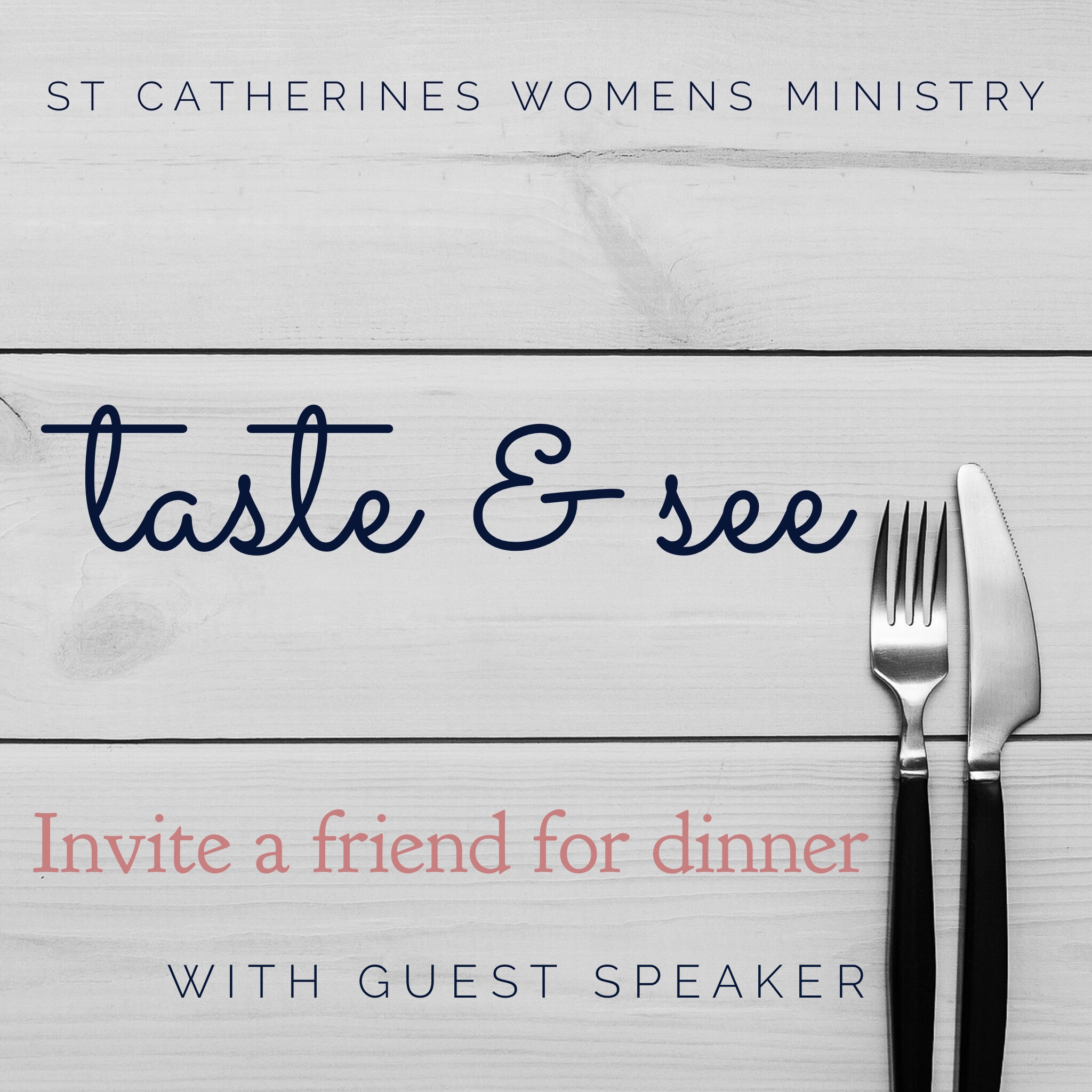 Events — Saint Catherine's Church