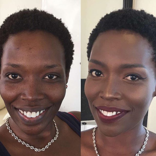 Still drooling over this look done on @dee_dee_lolo  #makeover #makeupartist #wakeupandmakeup #makeupaddict #dressyourface #mua #beatthatface #makeupjunkie #instamakeup #makeuplover #makeupoftheday #motd #ilovemakeup #amuaskillingit #burundiangirlskillingit #burundiangirls #samanthamua #facebeat #africanmuaskillingit #wearebye #burundionthemap #burundianfashiz #burundi