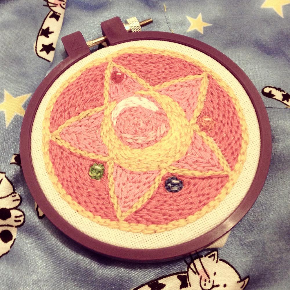 Product, Sailor Moon transformation brooch